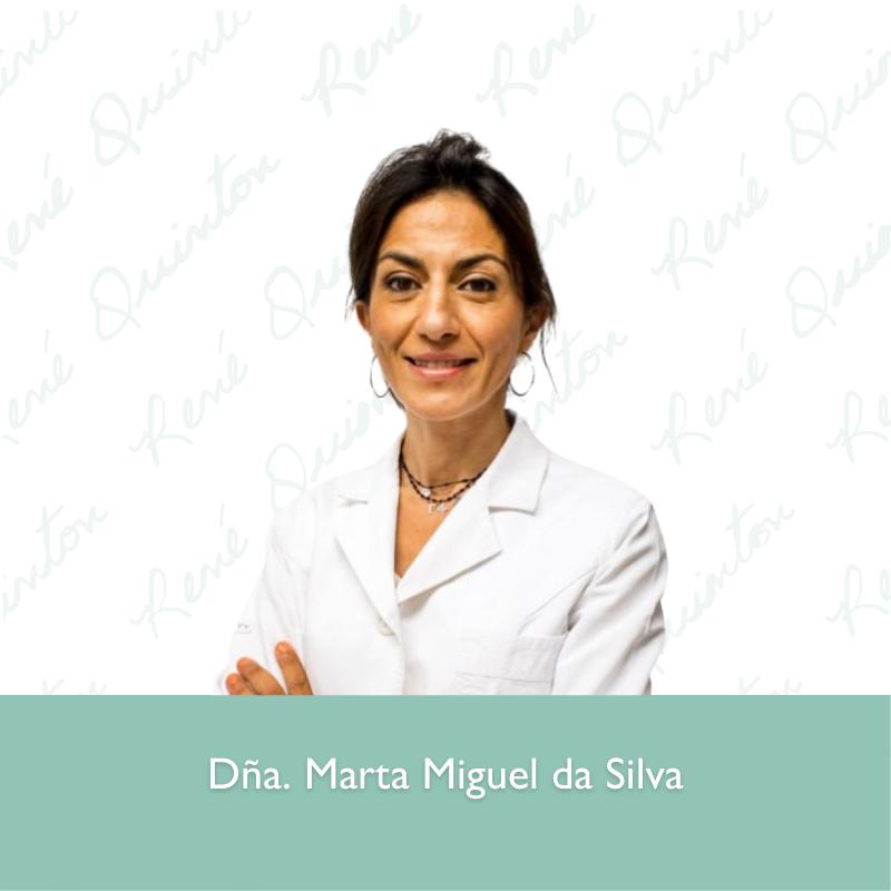 Dña. Marta Miguel da Silva