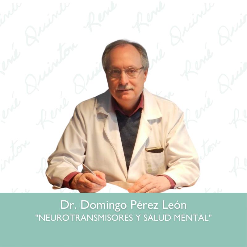 Dr. Domingo Pérez León
