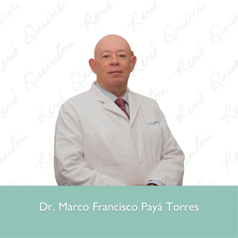 Dr. Marco Francisco Payá Torres