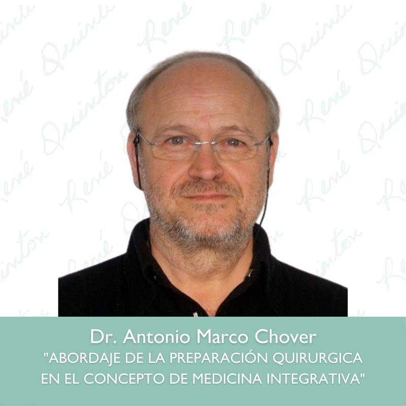 Dr. Antonio Marco Chover